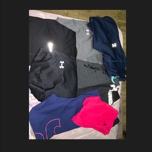 Lot of brand workout leggings